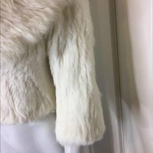 Marciano Jackets & Coats - Marciano fur cropped jacket